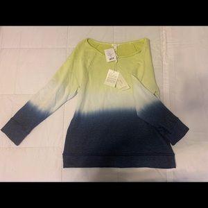 Joie Terry Cloth Tie-Dye Sweatshirt